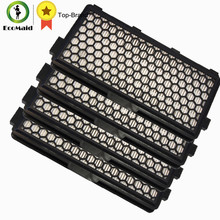HEPA Air Clean Filter For Miele Vacuum Cleaner S4000/S5000/S6000/S8000 Series Vacuum Cleaner Replacement Cleaning Accessory 4pcs(China)