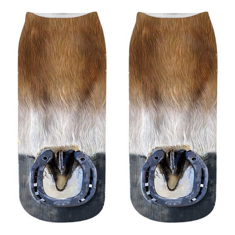 New 3D Animals Paw Printed Socks