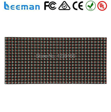 Leeman P10 RGB 320mm*160mm 2015 New technology full color DIP/SMD RGB 3IN1 outdoor P10 led modules made in Shenzhen China