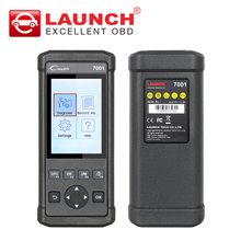 LAUNCH Creader 7001 scanner code reader Provide OBDII/EOBD functions CR7001 Car diagnostic tool OBD Function+EPB reset(China)