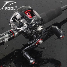 Fishing reel Level 12 Magnetic Brake System stainless steel bearing carretilha pesca Anti-seawater corrosion Water droplets reel
