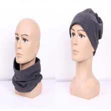 1 pcs Unisex Winter Essential Multi Purpose Polar Fleece Neck Men and Women All Appropriate Headband Scarf 9 colors(China)