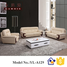 sectionals sofa from aliababa supplier made in china leather sofa design,home furniture,living room hotel sofa(China)