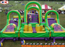 ultimate challenge Inflatable obstacle