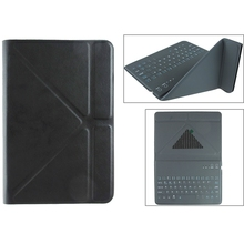 Universal Ultra-thin Bluetooth Keyboard with Leather Case and Holder for 7.89 inch Tablet PC, 5 Colors, Cheap Shipping