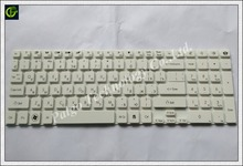 Russian Keyboard Acer Aspire E5-572,E5-572G START ES1-512 ES1-511 ES1-711 ES1-711G White RU - Palgo Technology Co.,Ltd. store