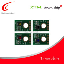 Compatible Ricoh Aficio MPC3002 MPC3502 K/C/M/Y color laserjet toner count cartridge drum chip