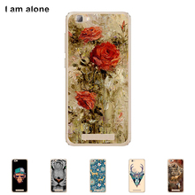 Soft TPU Silicone Case For ZTE Blade A610 5.0 inch Cellphone Cover Mobile Phone Protective Skin Mask Color Paint Shipping Free