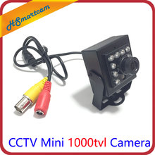 New HD AHD 960P 1.3MP NIGHT VISION Mini-box Cam COMS 3.6mm Lens 1200TVL CCTV Security Mini AHD BNC Camera For AHD DVR Kits