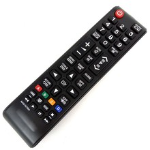 2pcs Universal Remote Control FOR SAMSUNG AA59-00786A AA59-00630A AA59-00823A UE40F6330AK 3D LCD LED HD Smart TV Recorder