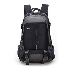 Hot Sell Travel By Walking Waterproof Nylon Backpack Casual Travel Military Backpack Bolsas School Mountaineering Bag Unisex(China)