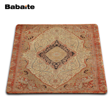 Babaite antique_bakshaish_persian carpet New Arrival Design Mouse Pad Durable Mat Custome Make Your Own Mat(China)