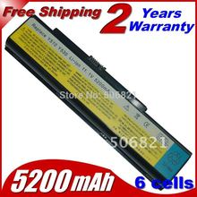 JIGU Laptop Battery 45J7706 ASM 121000649 FRU 121TS0A0A For Lenovo 3000 Y500 Y510 Y510A IdeaPad V550 Y510 Y530A Y730A Y710 Y730(China)