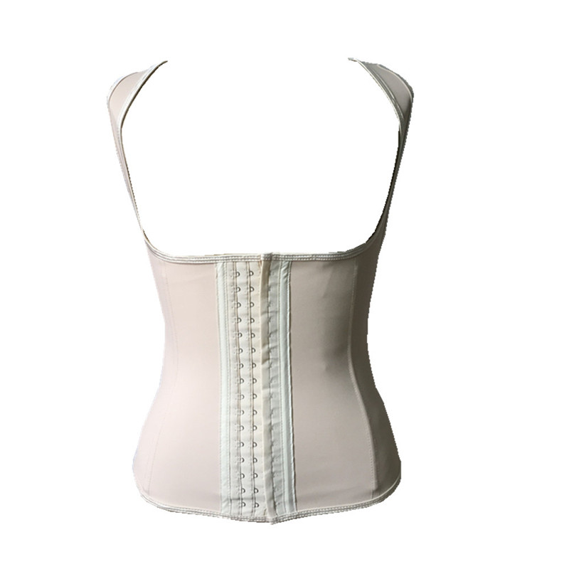 Women Shoulder Strap Slimming Waist Trainer Cincher2