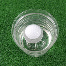 Free Shipping 5Pcs Golf ball golf practice ball floating bal(China)