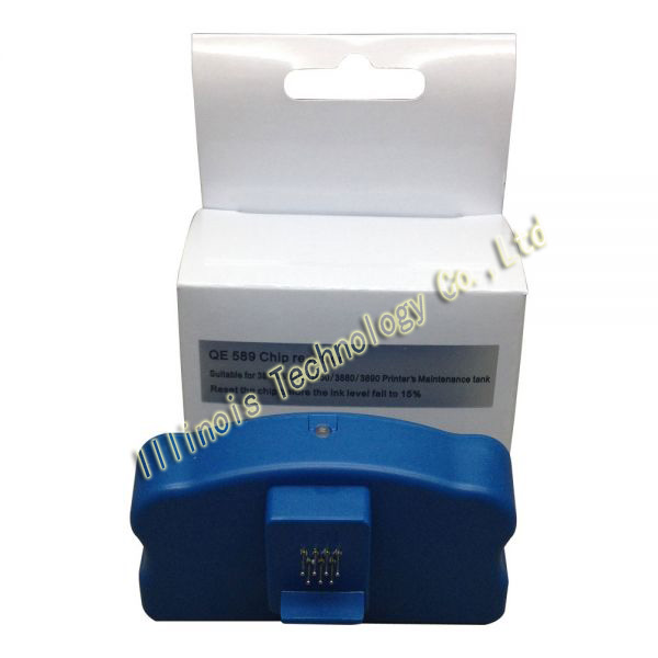 Ink Cartridge Chip Resetter for Stylus Pro 3800 / 3800C / 3850 / 3880 / 3890 / 3885 printer parts F186000/DX4/DX5/DX7<br>