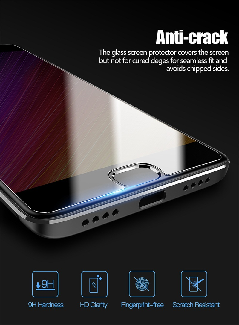4.Screen Protector for xiaomi 5 5s 5s plus