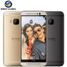 Original HTC ONE M9  Mobile phone Octa-core 3GB RAM 32GB ROM 20MP Camera 3G&4G WIFI GPS m9 cell phone