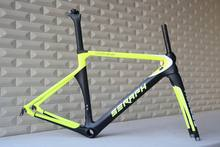 OEM products TOP SELLING customized paint Carbon Road Bike Complete Road Bike Carbon Frame Racing Bike(China)