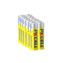 AA2000mAh 1.2V Ni-MH Rechargeable Battery 12Pieces for camera,toys,etc-PKCELL