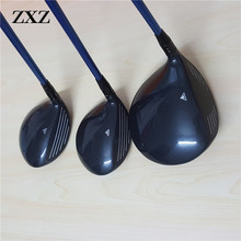 graphite golf clubs fairways driver shaft with head cover For M2 Honma S-03 Majesty g30 Golf Fairway Woods golf hybrids