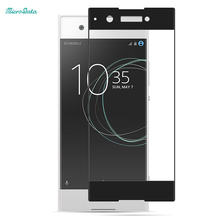 MicroData Screen Protector glass For Sony Xperia XA 1 XA1 Ultra Premium Tempered glass mobile phone screen saver guard defender
