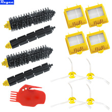 Bristle Brush Filters Flexible Beater Brush Clean tool Kit Set for iRobot Roomba 700 Series 760 770 780 Vacuum New Free shipping