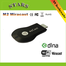 New Ezcast M2 iii wireless hdmi wifi display allshare cast dongle adapter miracast TV stick Receiver Support windows ios andriod(China)