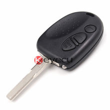 6pcs/lot Uncut Remote Key Shell 3 Buttons Case Fob for 2004 2005 2006 G-M Pontiac GTO FCC ID: QQY8V00GH4001 92123129(China)