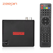 Zeepin DVB T2 S2 Quad-core 2GB/16GB Android  5.1 Smart Set Top TV Box Amlogic S905  Dual Wifi Bluetooth Media Player