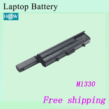 New laptop battery For DELL XPS M1330 For inspiron 1318 13 UM230 PU556 PU563 CR036