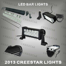 "13"" 72W Promotion car driving light bar high output LEDs driving lamps spotlight bars KR9021-72"