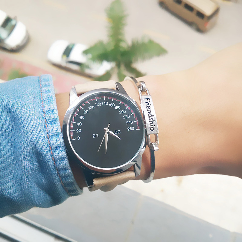 Relogio Fashion Women Watch Unique Stylish Super Star Double Hollow Design Watches Lady Casual Quartz Wristwatch Gift Girl Clock<br><br>Aliexpress