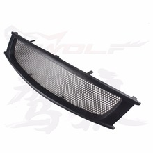 Front Bumper Mesh Front Grill Grille For Infiniti G G37 G37x Skyline Coupe 2008 to 2013 NOT for Sedan[2081056]