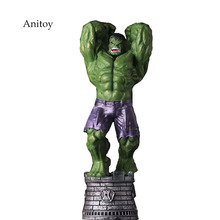 "Marvel Chess Hulk Super Heroes PVC Action Figure Toys Collectible Model 6""14cm KT1347(China)"