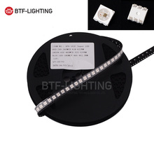10~1000pcs APA102 LEDs Chips IC SMD 5050 RGB For Strip Screen DC5V, with DATA and CLOCK seperately