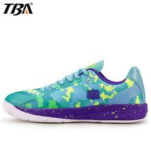 TBA Anti Slippery Basketball Shoes For Men Breathable Low Sport Shoes Man Brand High Elastic Outdoor Athletic Men's Sneakers(China)