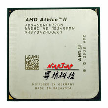 AMD Athlon II X3 450 3.2 GHz Triple-Core CPU Processor ADX450WFK32GM Socket AM3(China)