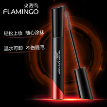 Free Shipping FLAMINGO Lengthening Mascara 2017 New Arrival Super Excellent Eyelashes Ink(China)