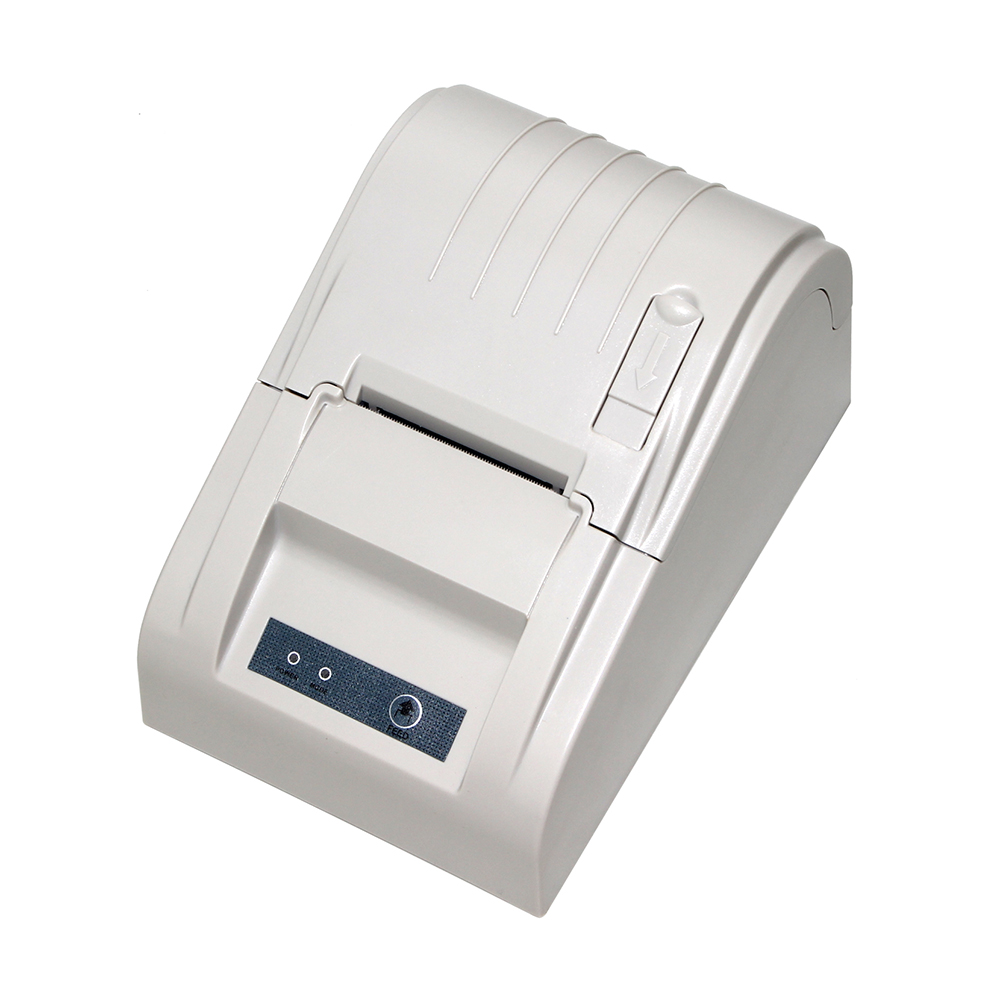 RD-5890T 58mm white/black thermal receipt printer,USB interface pos bill thermal machine built in power, thermal pos printer<br><br>Aliexpress