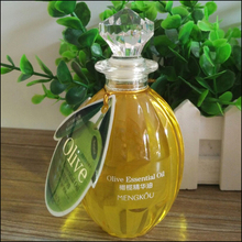 200ML Original Pure Olive Oil Nourishing for Dry Skin Olive Essential Oil Body Massage Oil Hair Facial Moisturizing M3003-2(China)