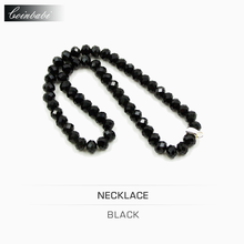 Necklace Black Obsidian Trendy Gift For Women & Men, Thomas Style Soul Jewelry TS 925 Sterling Silver Fashion Jewelry Wholesale