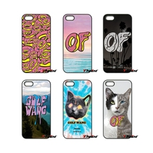 Ofwgkta Odd Future OF Golf Wang For iPod Touch iPhone 4 4S 5 5S 5C SE 6 6S 7 Plus Samung Galaxy A3 A5 J3 J5 J7 2016 2017 Case