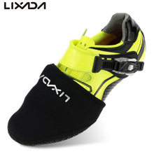 Lixada 1 Pair Bicycle Bike Shoes Cover Outdoor Sports Cycling Bike Shoe Toe Cover Winter Waterproof Warmer Boot Cover