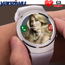 Original NO.1 G3 Bluetooth Smart Watch Sport for iPhone6/6S/7+ Samsung S4/Note/s6 HTC Android Phone Smartwatch Support SIM Card