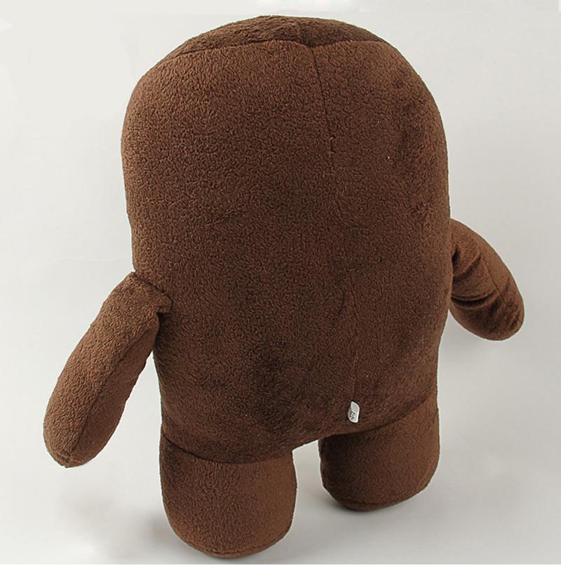 18cm 30cm 40cm Domokun Funny Domo-kun Plush Doll Children Novelty Creative Gift Kawaii Domo Kun Stuffed Toys for Kids (13)