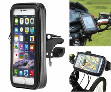 Universal Bike Motor Waterproof Mobile Phone Bag Case Holder For Doogee X5 Pro F5 5-5.5 Inch Motorcycle Bicycle Sport Pouch New(China)
