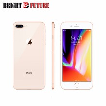 Original Unlocked Apple iphone 8 / iphone 8 Plus 2GB RAM 64GB 256GB ROM inch Hexa Core 12MP iOS 11 LTE Fingerprint Mobile Phone(China)