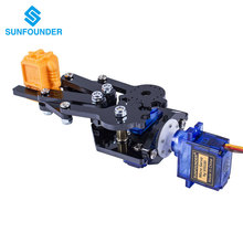 SunFounder Standard Gripper Kit Paw for Robotic Arm Rollarm DIY Robot for Arduino Uno Mega 2560 Nano(China)