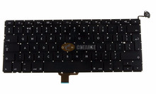 Laptop Replacement Keyboard A1278 UK Layout Keyboard For Apple Macbook Pro 2009-2012
